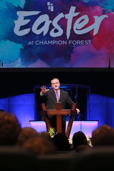 CHAMPION FOREST BAPTIST CHURCH EASTER 2017