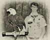 CFCCRB Antique Live Eagle 15