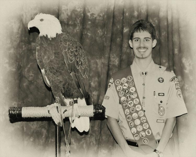 CFCCRB Antique Live Eagle 1