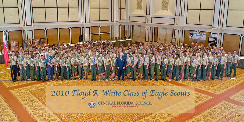 2010 Floyd White Eagle Class