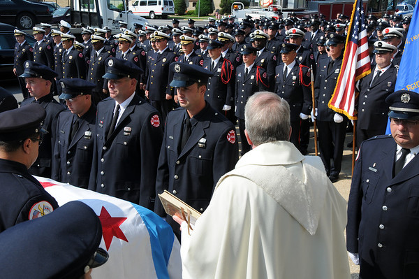 2012-09-04 Firefighter Mayorski Funeral