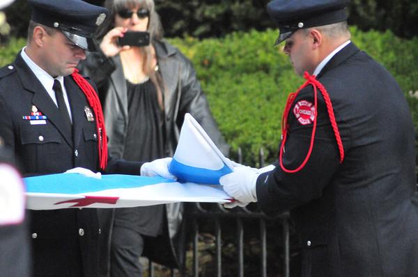 2012-11-15,  Firefighter Boyd Funeral