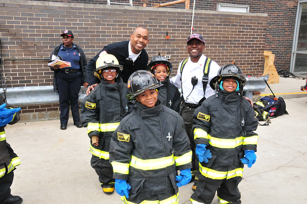 2014-05-17, Firefighter for a day