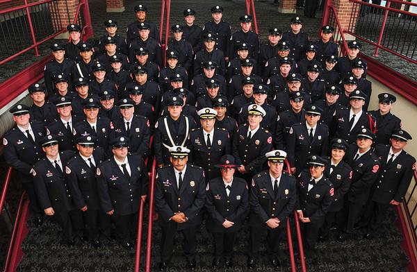 2014-11-13, paramedic Graduation Navy Pier
