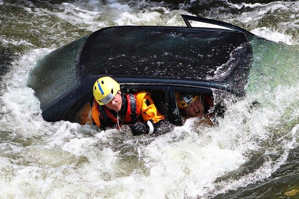 2016-05-26 Special Ops Swift Water Training