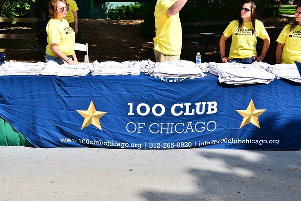 2016-8-7  100 Club at Brookfield Zoo