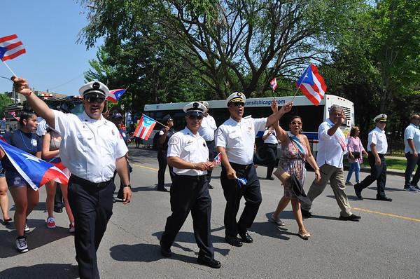2018-06-16 Puerto Rican Day Parade