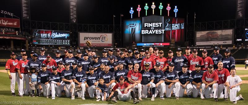 2018-07-18, CFD vs CPD Baseball