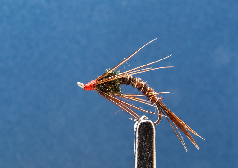 "01_MRoberts_""The Tarcher Stryle Pheasant Tail"""