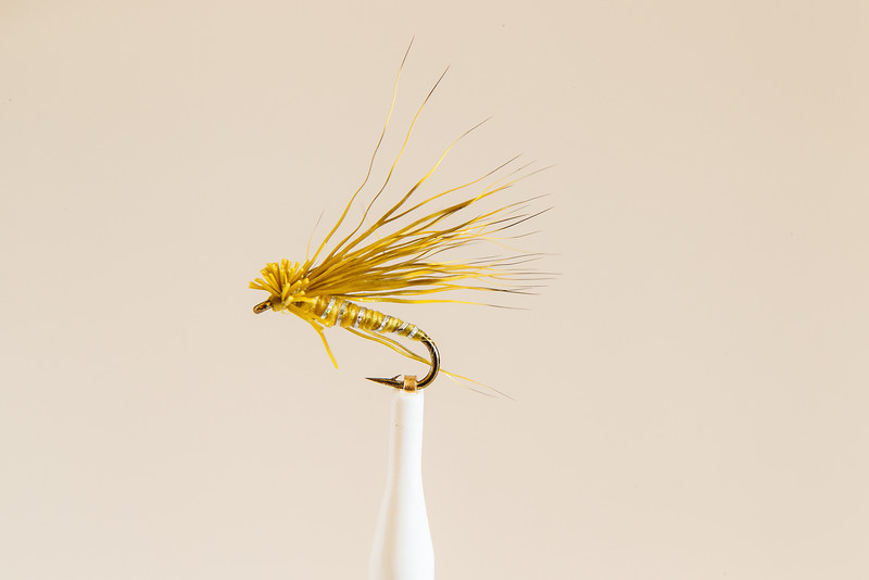 1-Coldiron Elk Hair Emerger
