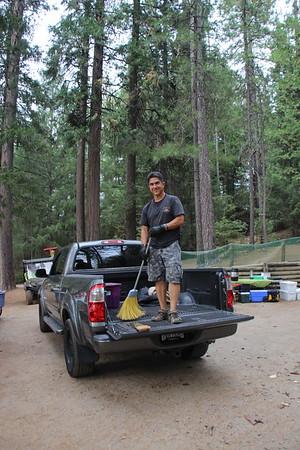 CFM Camping 2017- Sly Park Reservoir