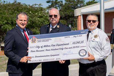 Panama City-Grant Check Presentation24