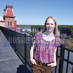 9-19-2013, Denise Willliams, CFO, The Harmony Group, photographed at The Lofts at Harmony Mills