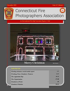 CFPA December 2019 Newsletter