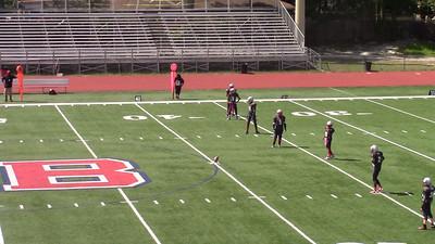 Patriots kick-off