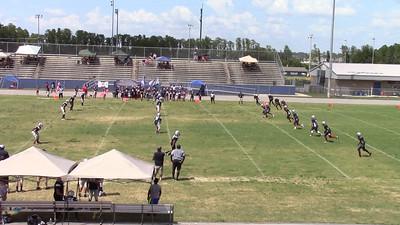 Patriots kick off + two defenses