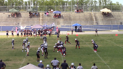 Good fumble and recovery