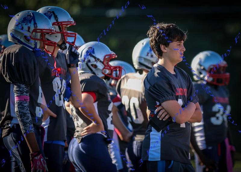 CFYFL Patriots MD vs Falcons Oct 18, 2014