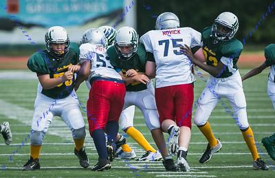 CFYFL Patriots vs Lake Minneola - Sept 15, 2018
