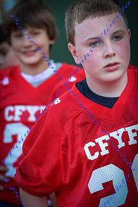 CFYFL Game 3 vs Titans - Spring 2013