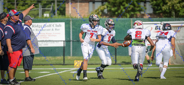 CFYFL FL vs NJ All Stars - May 2016