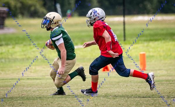 CFYFL PW Patriots vs Melbourne - June 13, 2020