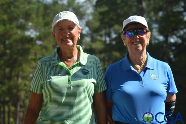 CGA Ladies' Four-Ball Play Days