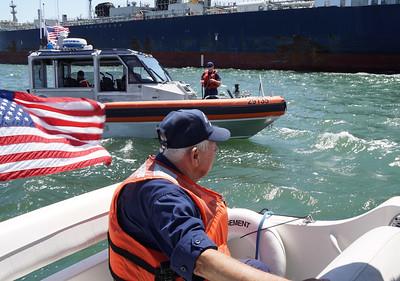 Auxiliary/Coast Guard Training
