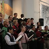 "Chicago Gay Men's Chorus at Harold Washington Library on Tuesday, December 14, 2010.  <br /> <br /> Caption:  Members of the Chicago Gay Men's Chorus perform selections from their recent concert, ""Christmas Follies Unplugged"" at Harold Washington Library on Tuesday, December 14, 2010.  <br /> <br /> Photo Credit: Rick Aiello/Arnie Cuarenta/Virginia Broersma"