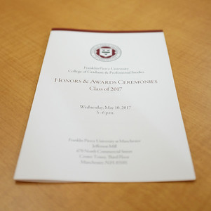CGPS Honors Convocation 5-10-17