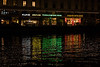Nighttime lights in Geneva