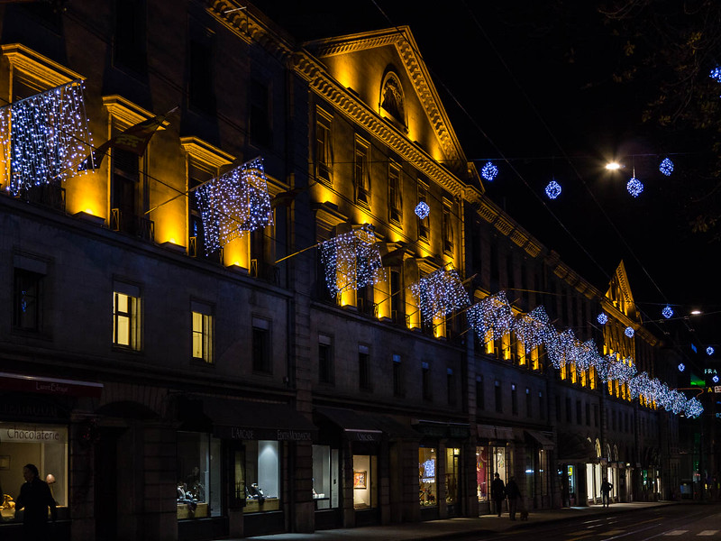 Geneva Christmas Lights