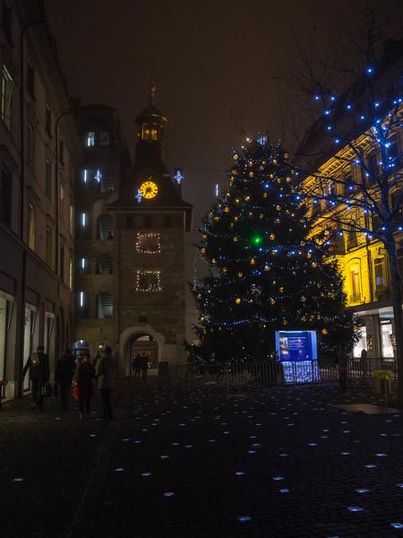 Geneva Christmas Lights