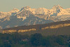Alps at Sunset_DSC2275 (2005-04-26)