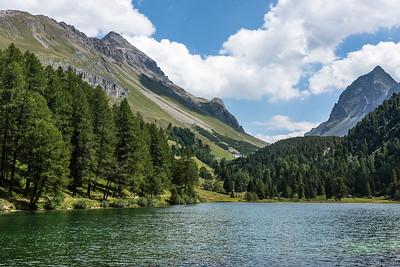 Lake Palpuogna