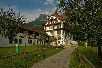 Schwyz Town