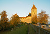 Sunset-Rapperswil-Castle_2011-10-26_174322