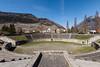 Roman Amphitheatre in Martigny