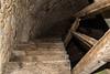 Steps inside Guard Tower