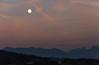 Moonrise photos from Grandvaux