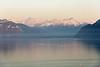 Sunset photos from Grandvaux
