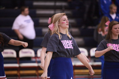 CHA Cheerleaders vs SW Covenant - January 30, 2015