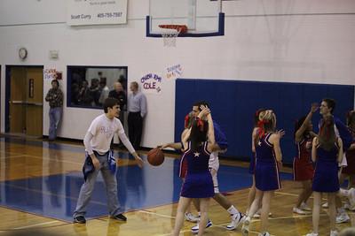 CHA vs. Community Christian School - February 6, 2009