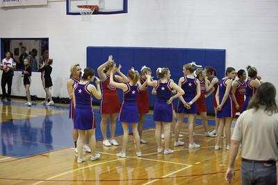 CHA vs. Wellston - January 30, 2009