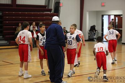 CHA 2010-2011 Basketball Season