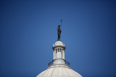 Oklahoma State Capitol - October 6, 2010