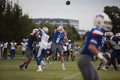 CHA vs Tulsa Will Rogers - August 27, 2016