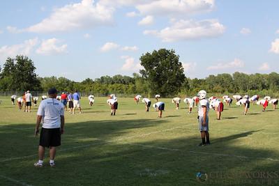 Falls Creek Football Camp - August 15-18, 2010