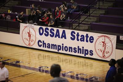 Class 4A State Volleyball Quarter Finals - October 8, 2010