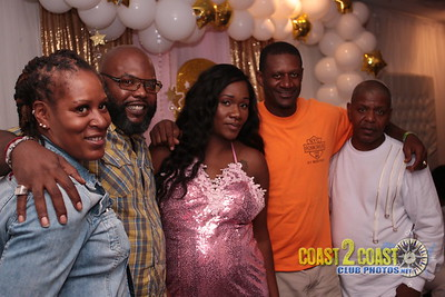 CHAKEESA & LAWRENCE  BABYSHOWER